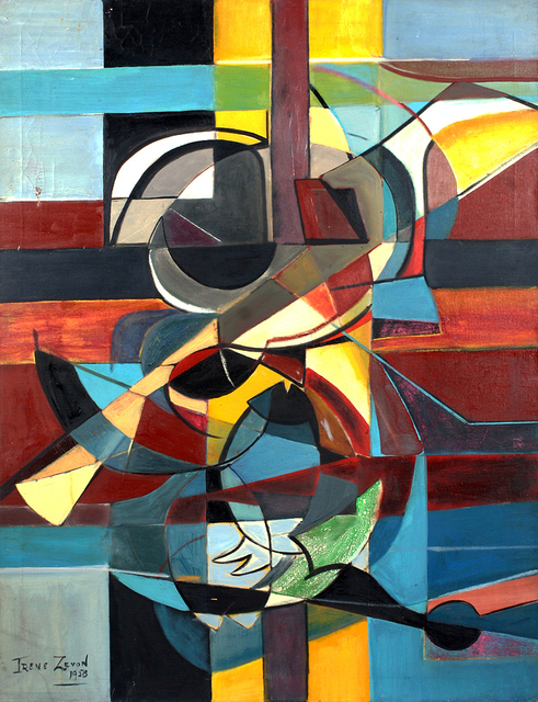 , 'Centrifugal Composition,' 1958, Benjaman Gallery Group