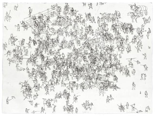 Pierre Durette, 'Babel 14', 2010, Atelier-Galerie A.Piroir