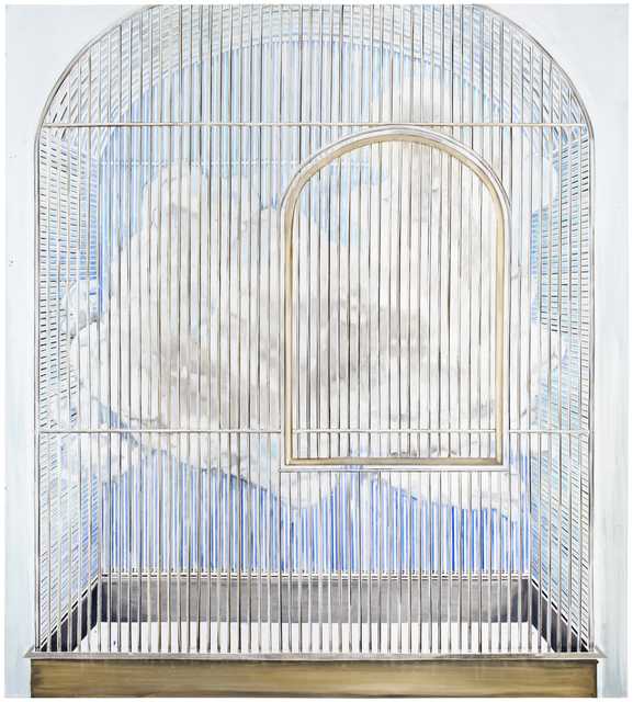 Leena Nio, 'Cumulus Cloud', 2016, Galerie Forsblom