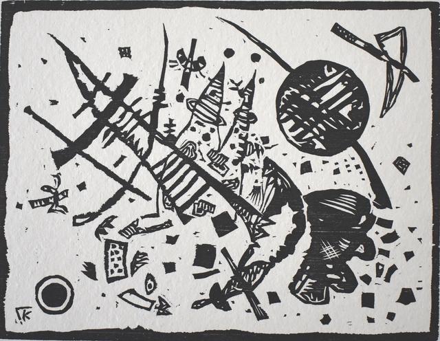 , 'Woodcut for the Ganymede Portfolio | Holzschnitt für die Ganymed-Mappe,' 1924, Gilden's Art Gallery