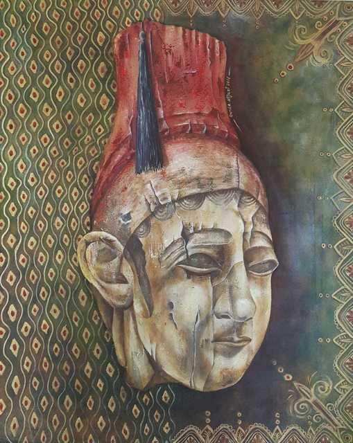 , 'ام الطربوش - سوريا / Ugarit - Syria,' 2018, Afkar Gallery