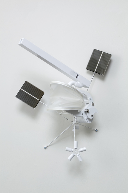 , 'Aerosolar #2,' 2010, bitforms gallery