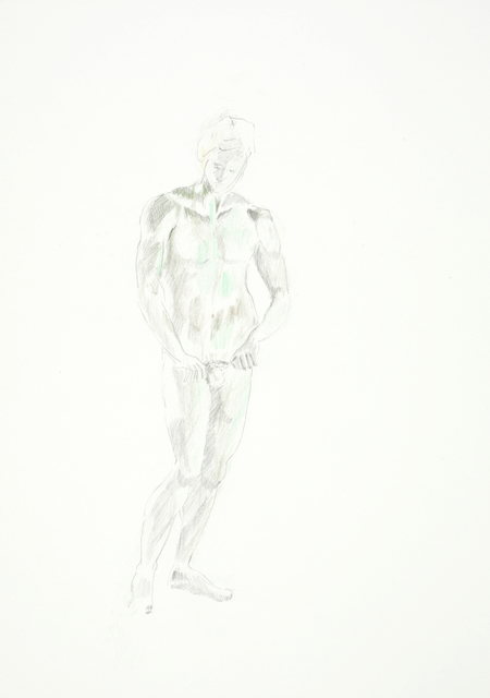 , 'Bronze (Sorrow),' 2016, Galerie Krinzinger