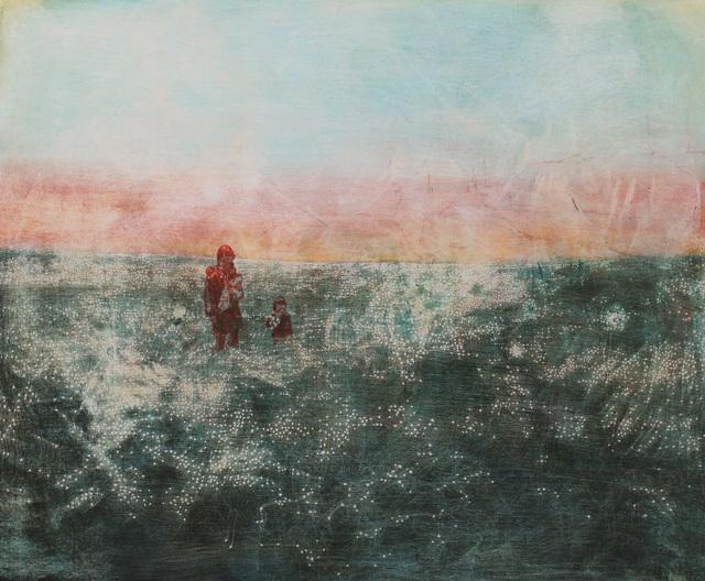 , 'In the Flowers (Memory),' 2018, Sarah Wiseman Gallery