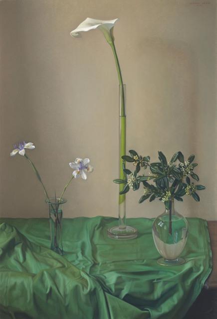 Claudio Bravo, 'Flowers', 2001, Christie's