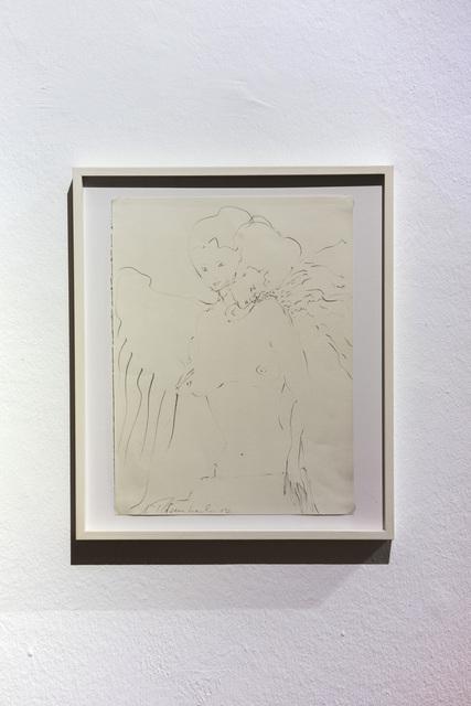 , 'Doppelköpfiger Engel,' 2007, PRISKA PASQUER