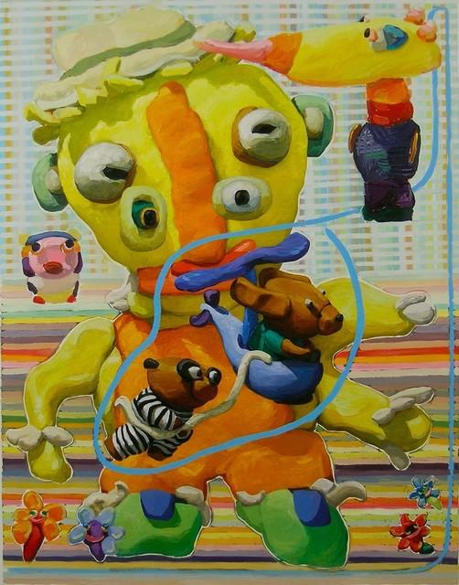 , 'Scarecrow,' 2014, Powen Gallery