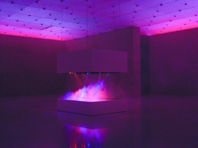 , 'Untitled (light box),' 2002, Marian Goodman Gallery