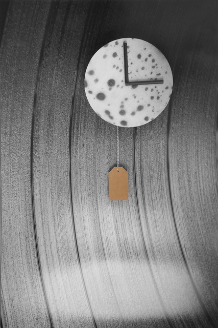 , 'Moon clock,' 2017, Cindy Rucker Gallery