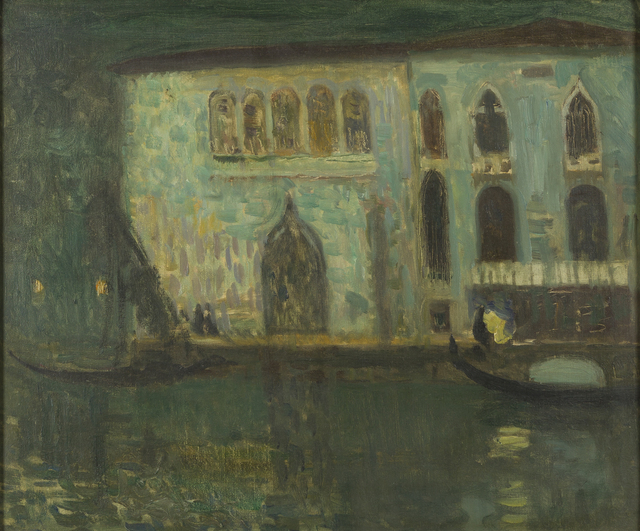 , 'Clair de Lune, Venice,' , Childs Gallery