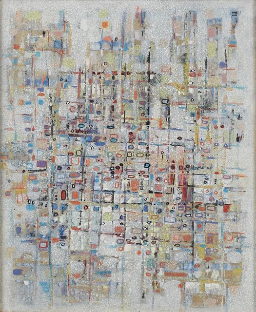 , 'Arabesque de C. Debussy,' 1965, Elmarsa