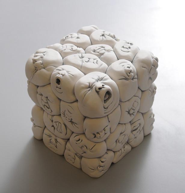 Johnson Tsang, 'In Good Order II', 2019, Sculpture, Porcelain, Beinart Gallery