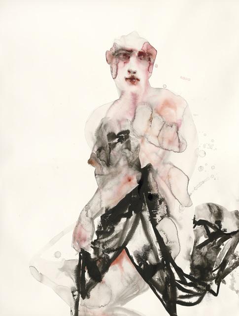 , 'Susannah at Her Bath,' 2018, Aki Gallery