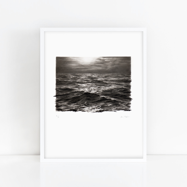 Sax Impey, 'Light Between Squalls, Biscay', Print, Signed and numbered archival inkjet print on archival paper (unframed), Anima Mundi