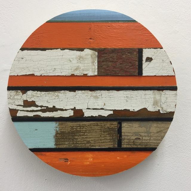 , 'Porthole XXXI,' 2018, The Schoolhouse Gallery
