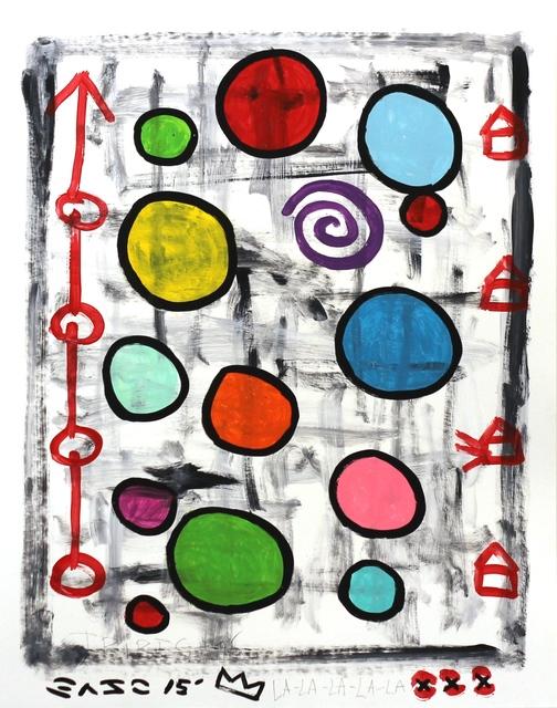 , 'Orbs,' 2015, Artspace Warehouse