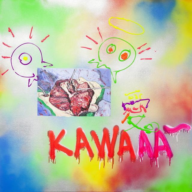 , 'Kawaaa 咔哇哇,' 2014, Rén Space