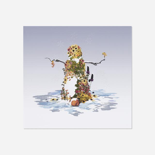 David Robbins, 'Sunflower Snowman', 2006, Wright