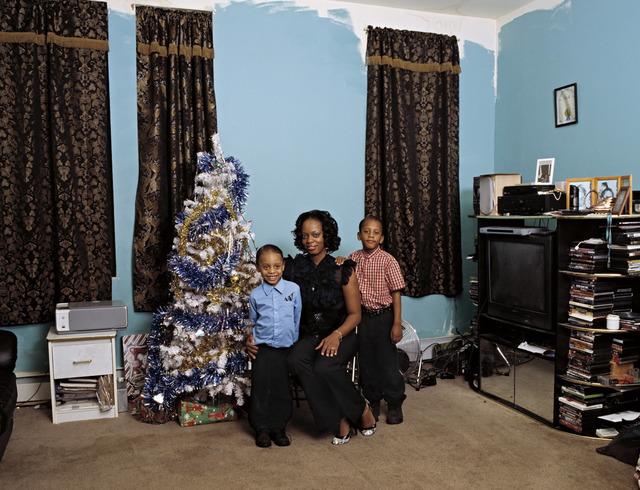 , 'Coulson Family,' 2008, Light Work
