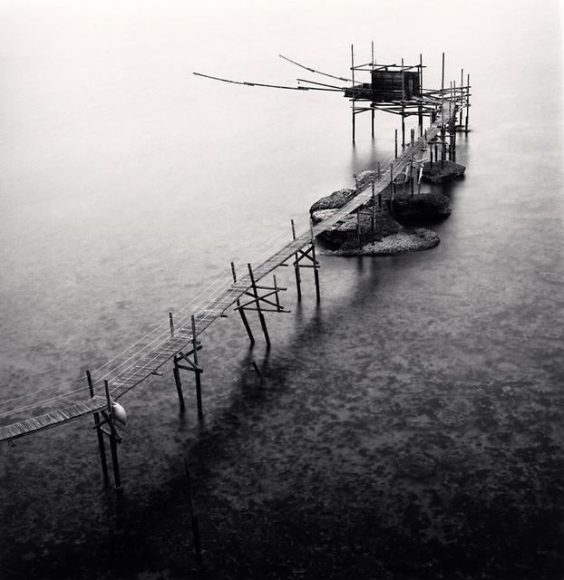 , 'Trabocco Punta Aderci, Study 1, Vasto, Abruzzo, Italy,' 2015, G. Gibson Gallery