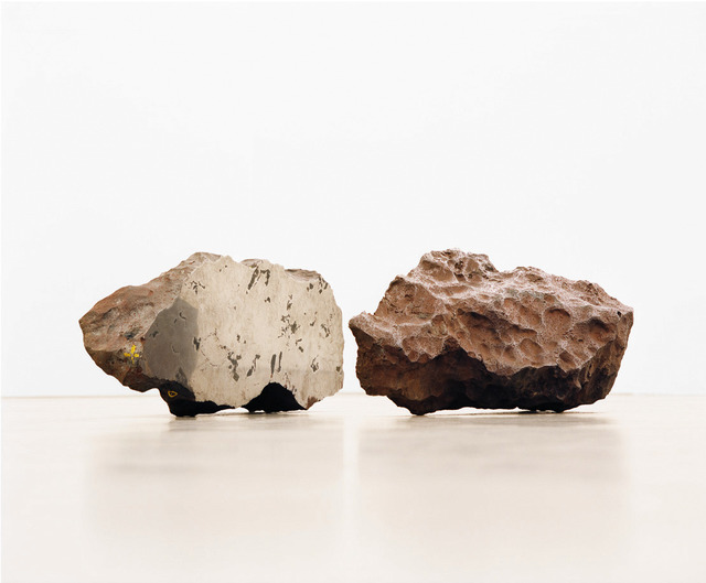 , 'Meteorit El Taco,' 2010, Slyzmud