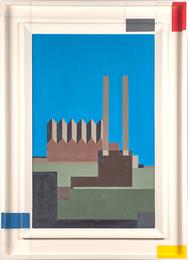 Composition Fabrikanlage