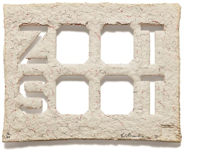Ed Ruscha, 'Zoot Soot', 2015, Phillips