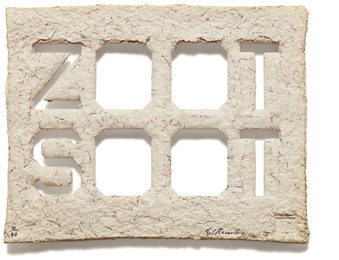 Ed Ruscha, 'Zoot Soot,' 2015, Phillips: Evening and Day Editions (October 2016)