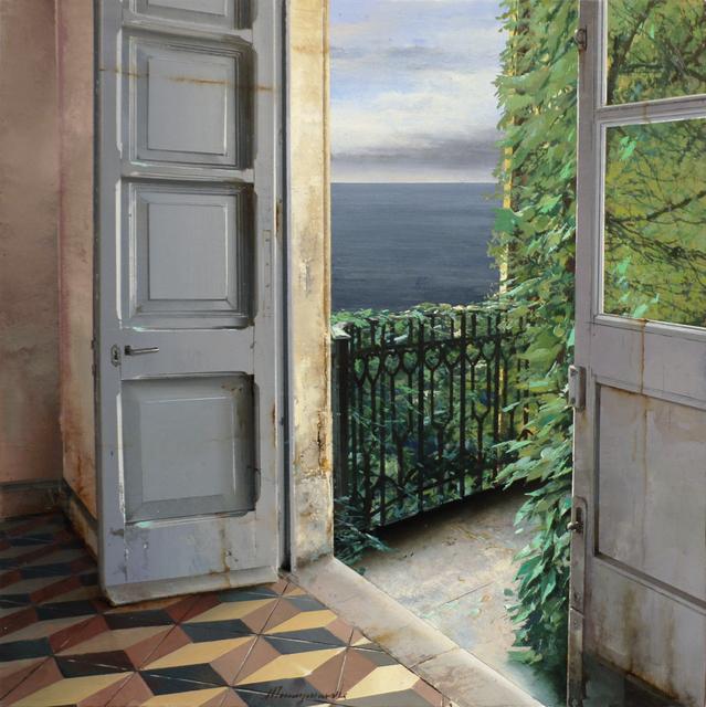 , 'Il ballatoio,' 2019, Pontone Gallery