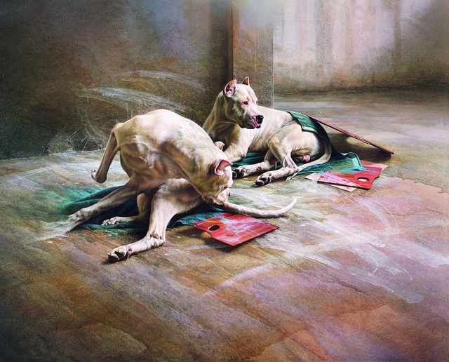 , 'Motus, Motus hommage to culture,' 2001, Kalman Maklary Fine Arts