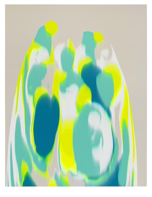 , 'Greenoise,' 2015, DITTRICH & SCHLECHTRIEM