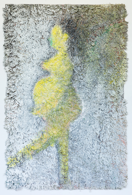 , 'Pregnant,' 2017, Carrie Secrist Gallery