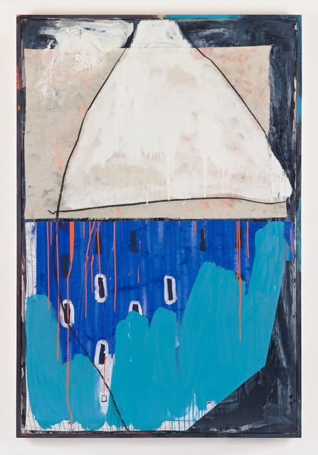 , 'Thud,' 2017, Galería Combustión Espontánea
