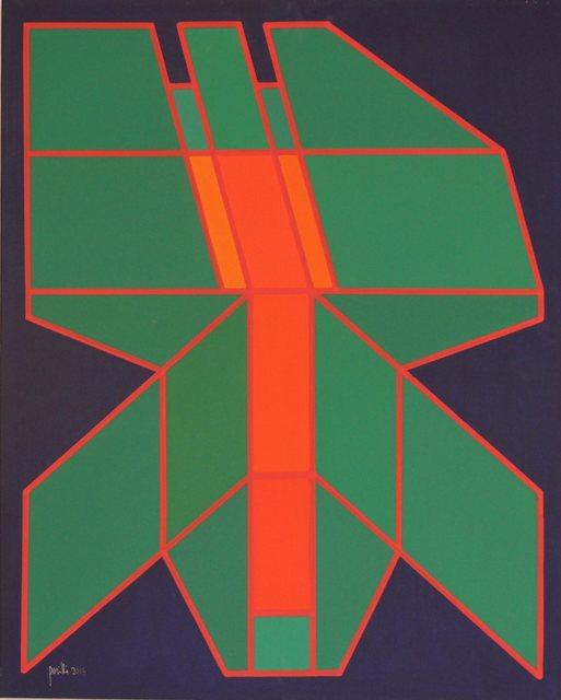 Achille Perilli, 'Untitled', 2015, Valli Art Gallery