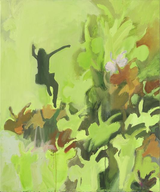 Iwalani Kaluhiokalani, 'Sinuous Sisters', 2020, Painting, Oil on canvas, Galatea Fine Art