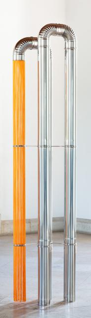, 'Untitled,' 2018, Quadrado Azul