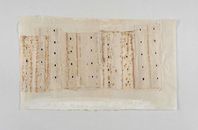 , 'Fassade 2,' 2017, Zilberman Gallery