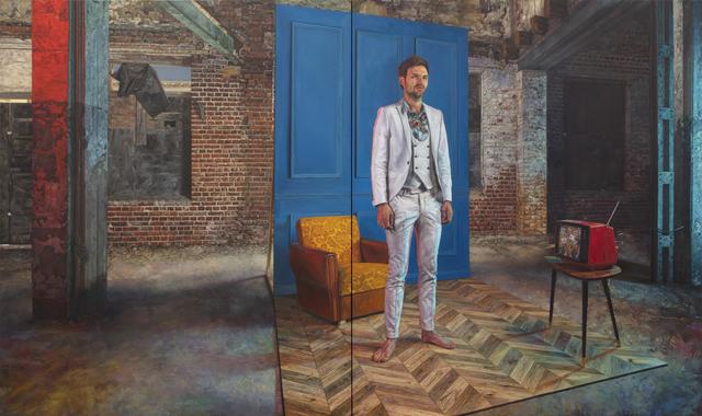 , 'Manufacturing Consent,' 2018, Josef Filipp Galerie