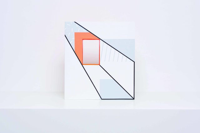 , 'Precious time IX. (Running in the Paradise),' 2017, Faur Zsofi Gallery