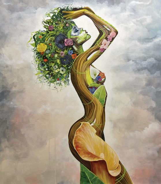 , 'Earth #8,' 2018, Dean Borghi Fine Art