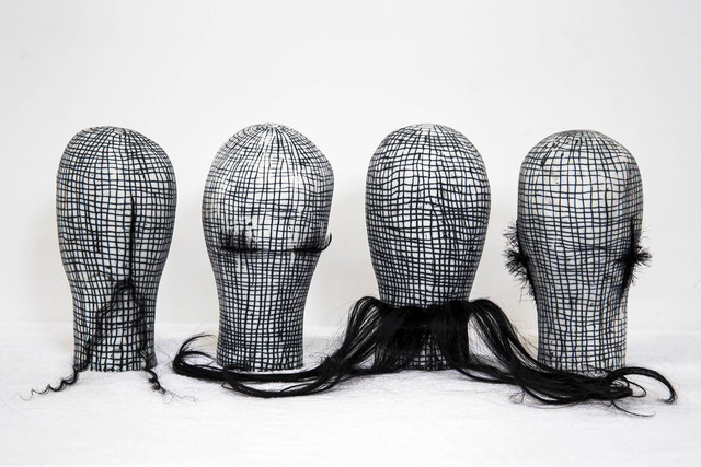 , 'Headcase (79-82),' 2018, Jonathan Smart Gallery