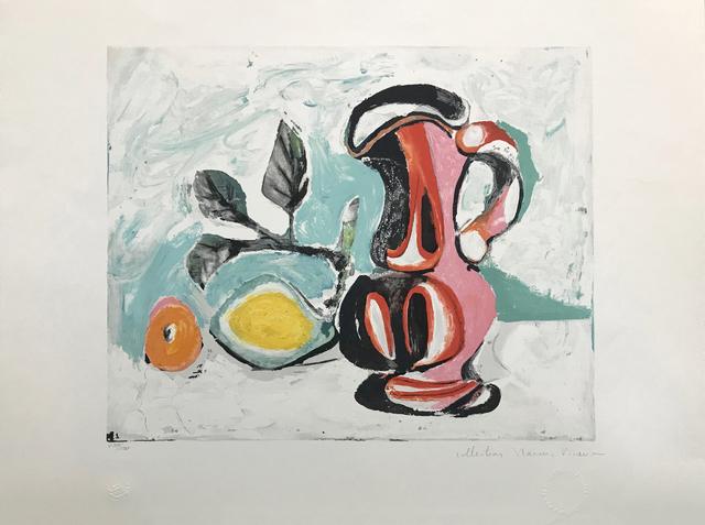 Pablo Picasso, 'NATURE MORTE AU PICHET ROSE', 1979-1982, Reproduction, LITHOGRAPH ON ARCHES PAPER, Gallery Art