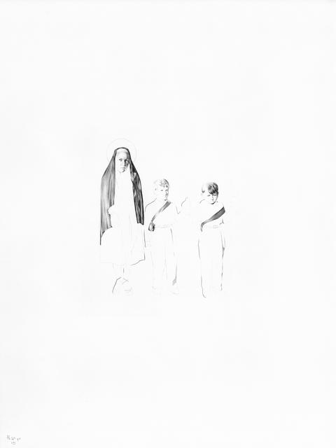 , 'Untitled 8,' 2015, LAUNCH LA