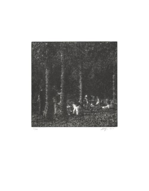 Wayne Gonzales, 'Forest', 2014, ArtWise