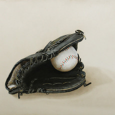 , 'Baseball Glove,' 2013, Clark Gallery