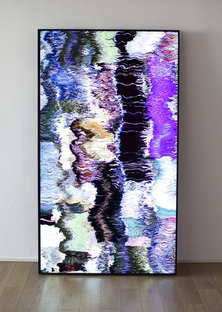 , 'Ripple,' 2016, bitforms gallery