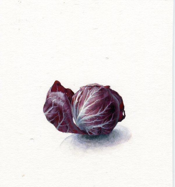 , 'Radicchio,' 2019, Louis K. Meisel Gallery