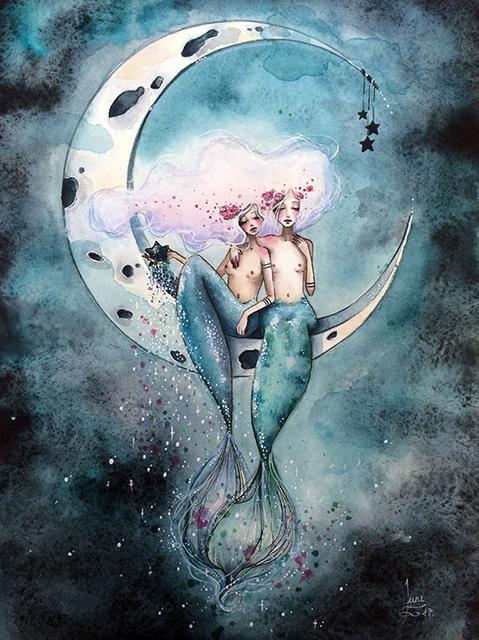 , 'Il est grand temps de rallumer les étoiles,' 2017, Haven Gallery