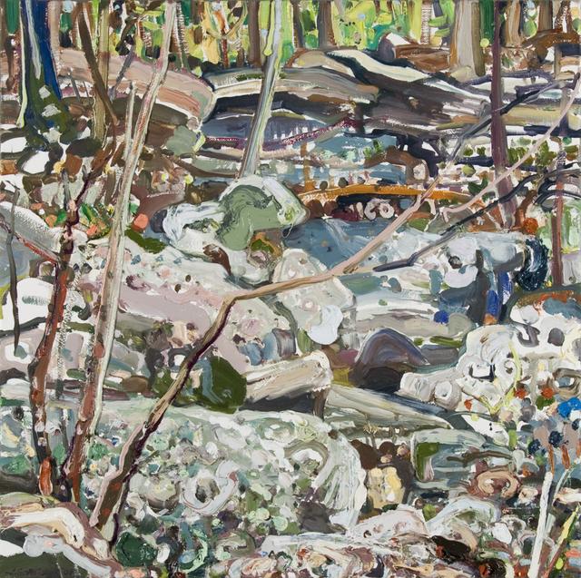 Lilian Garcia-Roig, 'Paint Rock Rocks', 2008, Valley House Gallery & Sculpture Garden