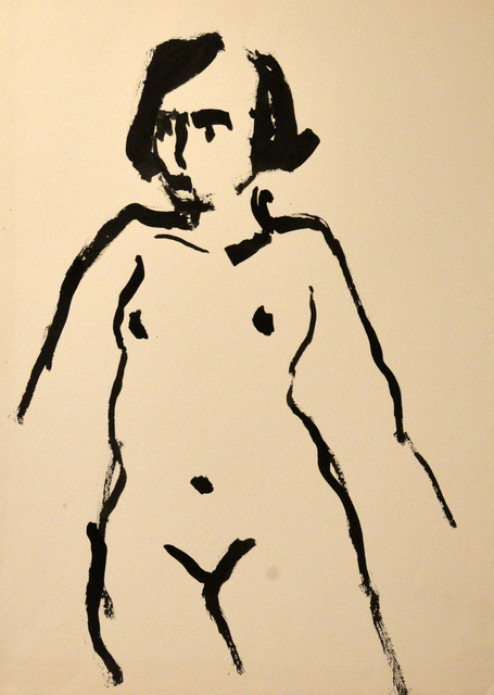 , 'Nude,' , Carter Burden Gallery